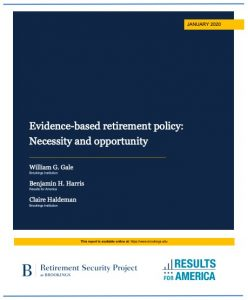 evidence-based-retirement-cover-page